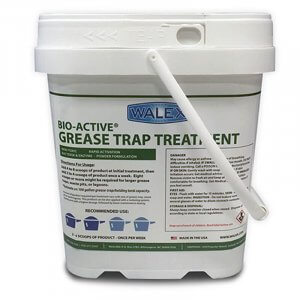 Walex Bio-Active grease trap treatment