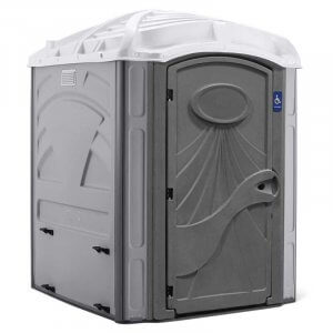Glacier wheelchair portable toilet overview