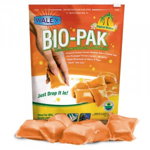 Bio-Pak tropical breeze deoderiser
