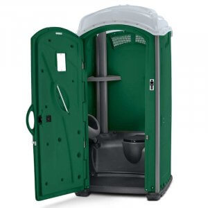 Glacier portable toilet overview