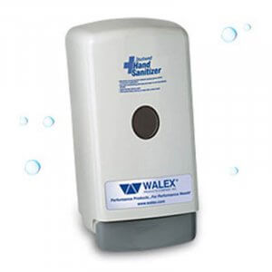 Walex hand sanitiser dispenser 1