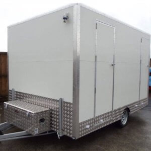 Shorelink welfare unit portable toilet